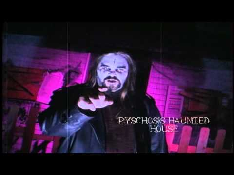 Psychosis Haunted House Commercial 2011 Youtube