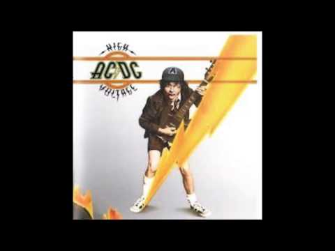AC/DC - High Voltage - Rock 'n' Roll Singer HD