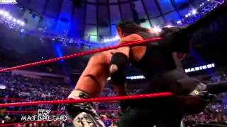 WWE Royal Rumble 2008 Highlights [HD]