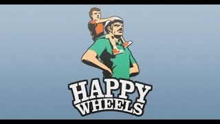 Happy Wheels-вибрация в попе! № 1