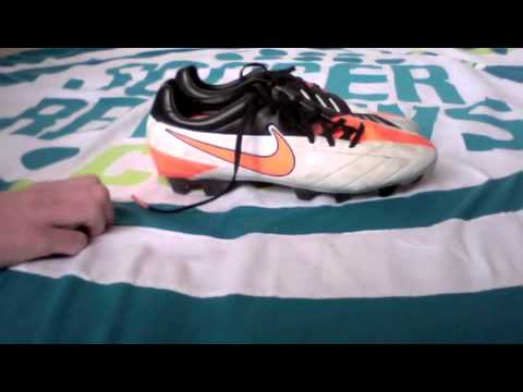 Nike Total 90 Laser IV Review. Soccer Reviews