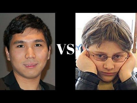 A Sensational Chess Upset In The US Chess Championship 2015! - Wesley So Vs Samuel Sevian