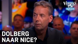 Veronica Inside: 'Zaakwaarnemer Dolberg naar Nice voor meer geld'