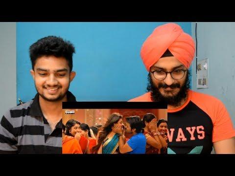 Gulabi Kallu Rendu Mullu REACTION || Ram Charan, Kajal