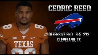 Highlights of Texas DE Cedric Reed [May 4, 2015]
