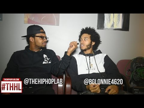 Lando Interviews Bandgang Lonnie Bands talks...
