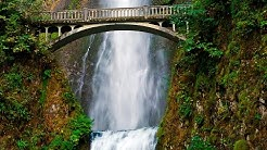Multnomah Falls, Oregon USA