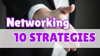 10 Simple Ways To Improve Your Networking Skills - How To Network With People Even If You