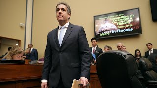 Michael Cohen Compares President Trump to Mobster