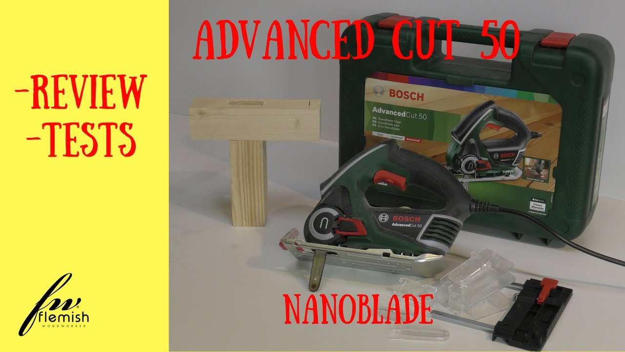 advanced cut 50 review/test - youtube