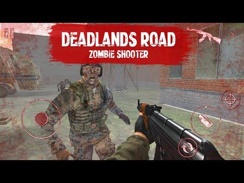 Deadlands Road. Zombie Shooter