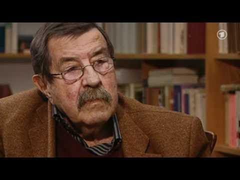 Günter Grass Interview 3SAT Kulturzeit Extra - 06.04.2012