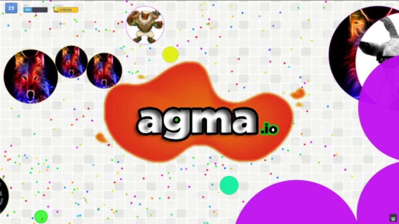 Bots for Agma io