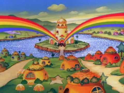New Rainbow Brite Intro