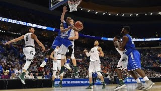 First Round: Middle Tennessee Stuns Michigan State