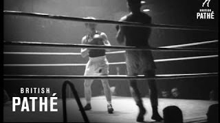 Boxing - Germany V Ireland (1952)
