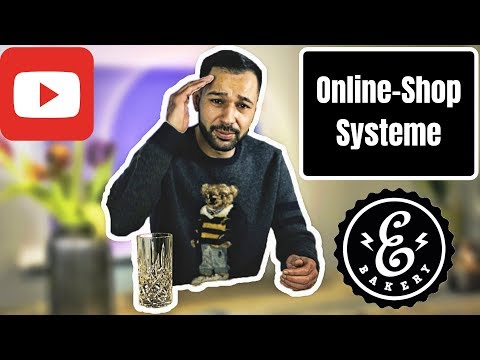 Online-Shop Systeme - Magento, Shopware, JTL Shop, Oxid eSales oder doch Shopify? |  eBakery Talk