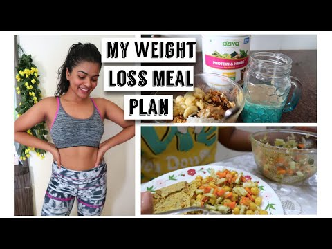 My Weight Loss Diet Plan for PCOS/PCOD | What I eat in a day (Workout Day) | High Protein Meals