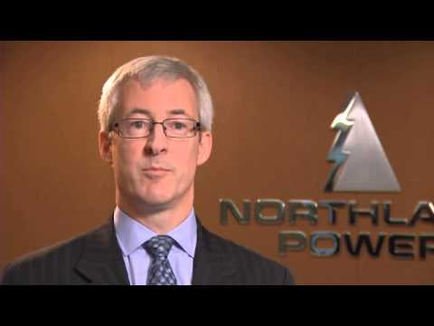 VIDEO Northland Power  with John Brace as featured on BTV Business Television