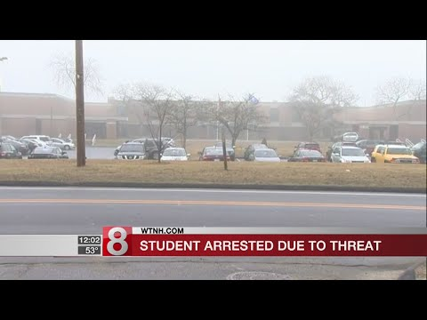 Increased police presence in Old Saybrook schools after teen's arrest