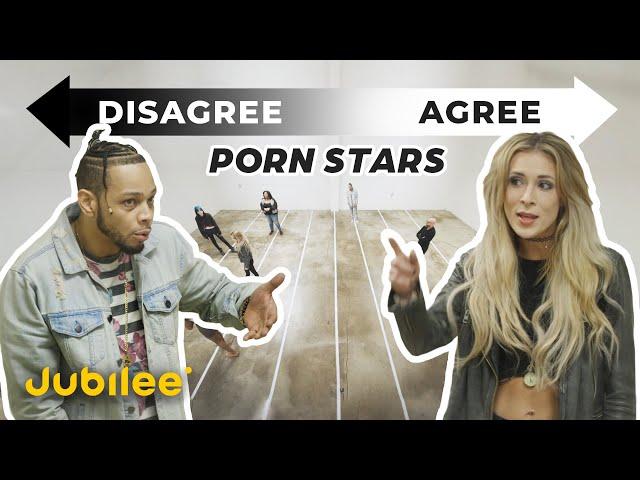 Do All Pornstars Think the Same?