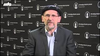 Sigmar Gabriel zum Anschlag auf Grundstück der Ahmadiyya Muslim Jama'at