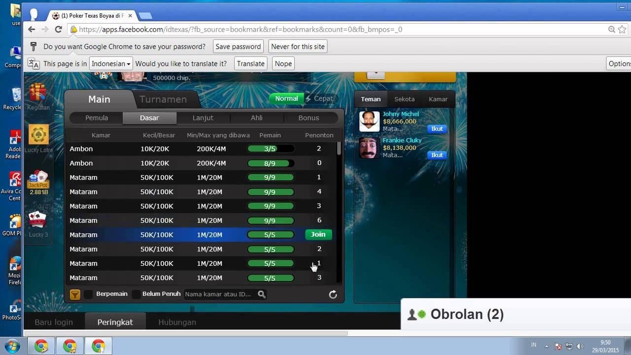 hack poker boyaa 1 ip banyak akun - YouTube