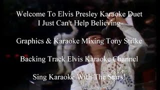 I Just Can't Help Believing Karaoke Duet Royal Philharmonic