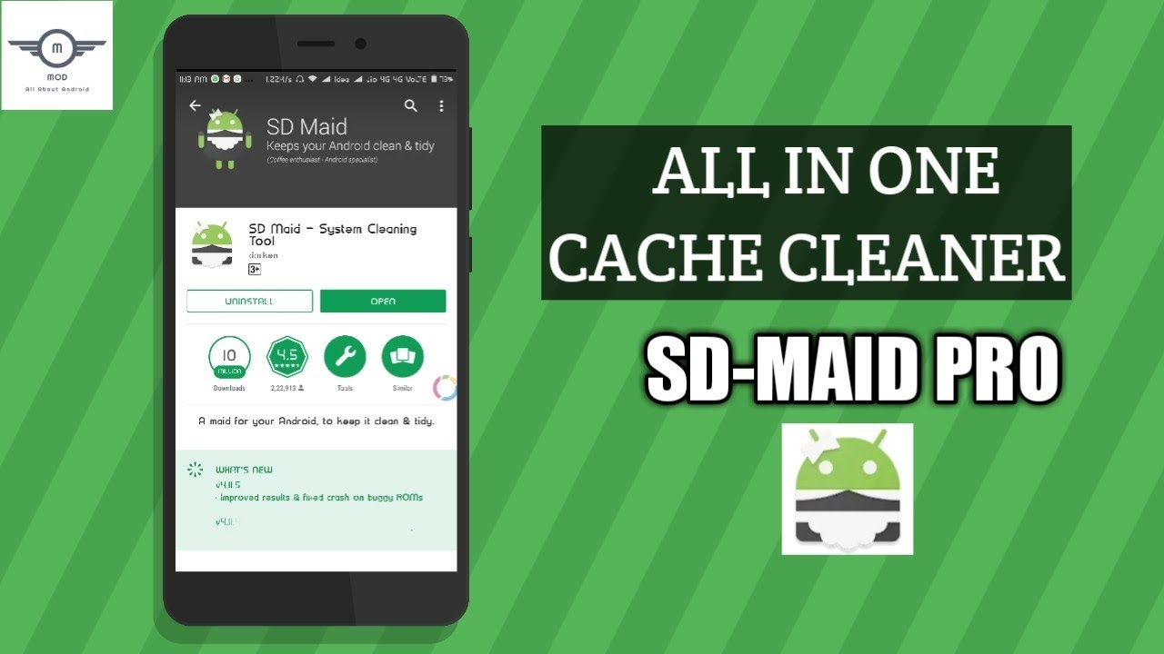 Cache cleaner pro apk root | Download Root Cleaner v7 1 2 Android