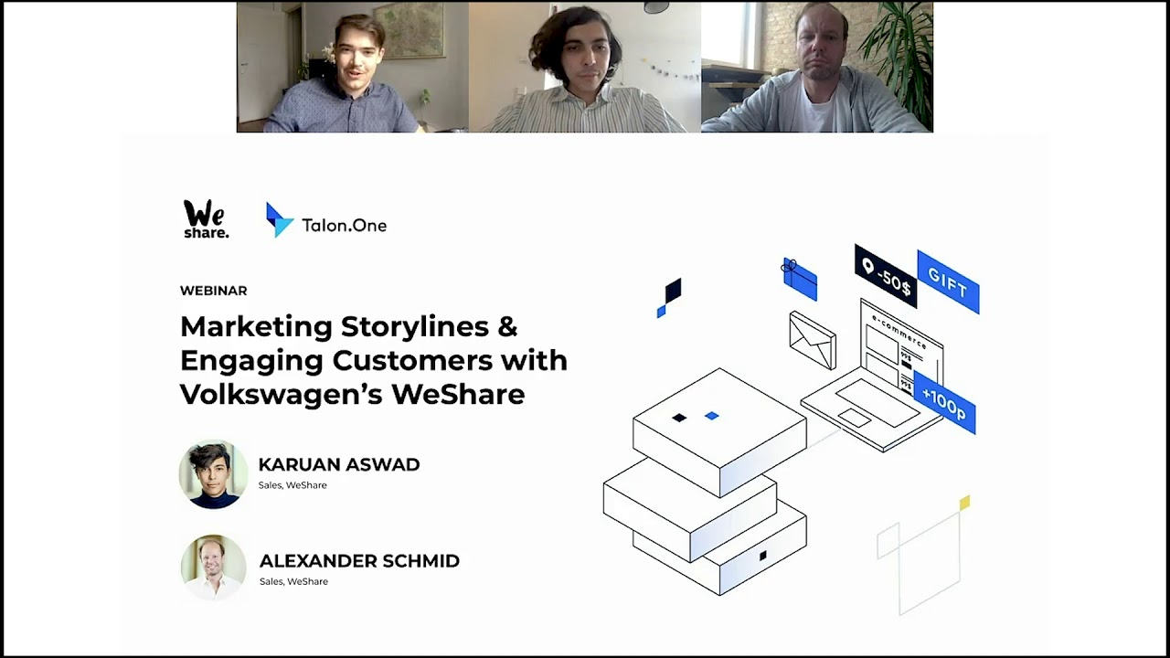 WeShare Webinar Preview