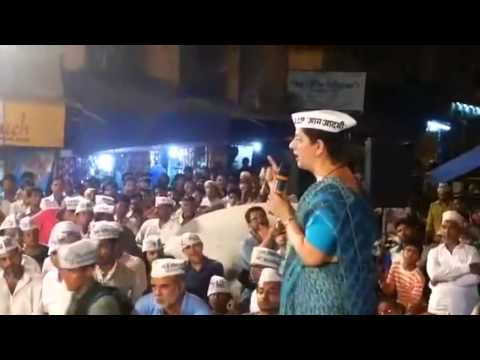 Meera Sanyal talks about saving Mumbai's Portlands