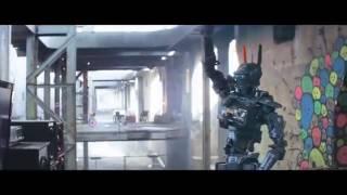Робот по имени Чаппи / Chappie 2015 — Официальный трейлер