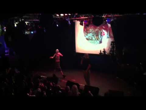 Rubberbandits: BLACK MAN live at Kings College 30.03.12