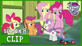 The Crusaders' Efforts to Get Enrolled in Twilight's School (Marks for Effort) | MLP: FiM [HD]
