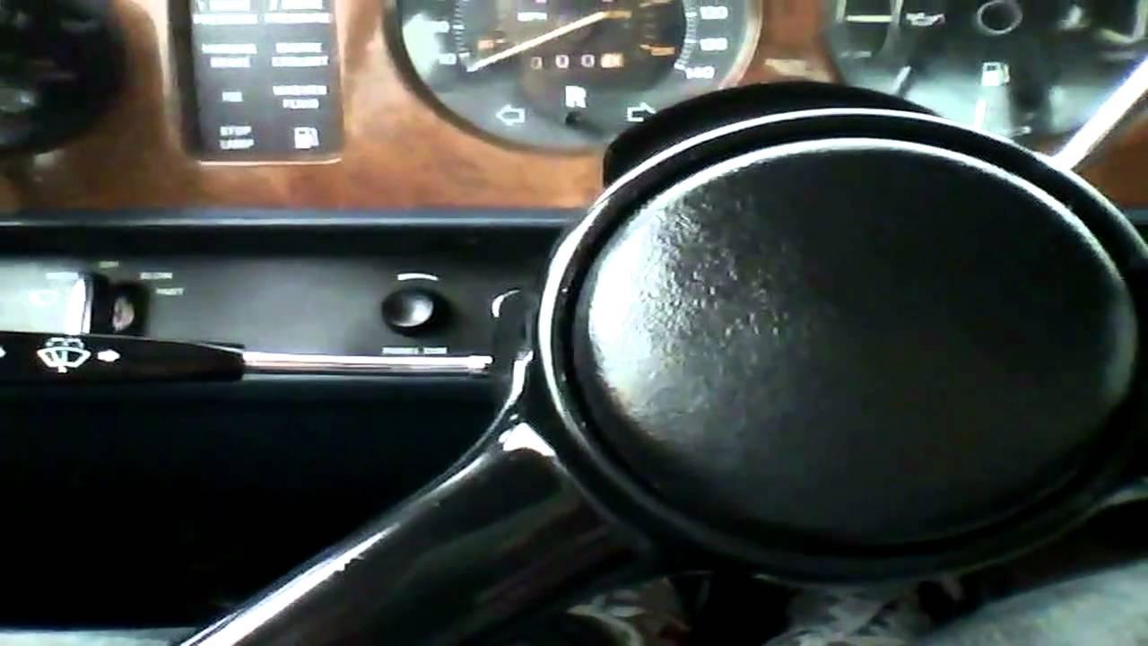 1984 Rolls Royce Silver Spirit Start Up Quick Tour Rev 101k 1974 Wiring Diagram Youtube