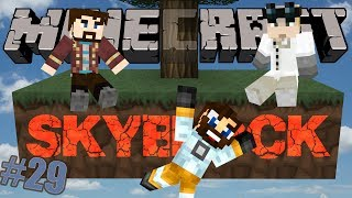 Minecraft - Hardcore Skyblock Part 29: Red Raw Undead Udders (Agrarian Skies Modpack)