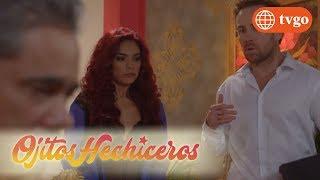 ¡Mario descubre que Sabrina le es infiel con Joao! - Ojitos Hechiceros 18/06/2018