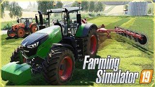 FARMING SIMULATOR 19 #62 - NUOVA FALCIATRICE POSTERIORE - GAMEPLAY ITA