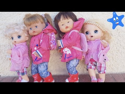 ¡Vuelta al cole después de Navidad! Tamara llora y Ani y Ona Nenuco estrenan gomitas