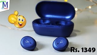 Truke Fit 1 True Wireless Earbuds Unboxing & Review | TWS Earbuds | Bluetooth 5.0 | Watch in Hindi.