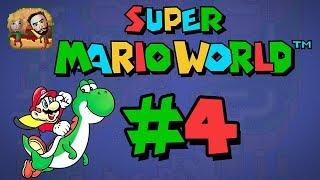 JORDY GOOIT BACON OP ZIJN KAT 2.0 - #4 - Super Mario World