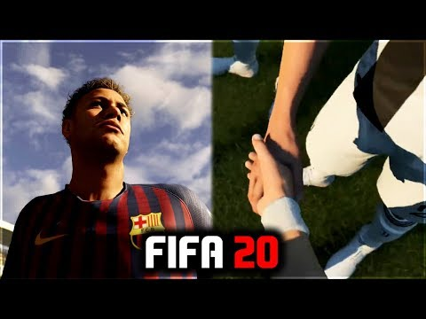 NEW GAMEPLAY THINGS COMING TO FIFA 20