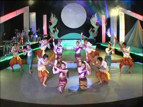 Robam Kaine_Khmer Folk Dance