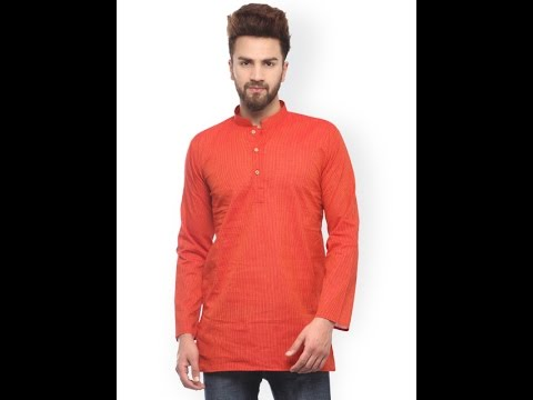 Indian Kurtas For Men, Designer Mens Kurta, Latest Party Wear Kurt