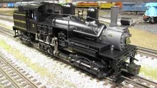Lionel 2-Truck Shay Locomotive