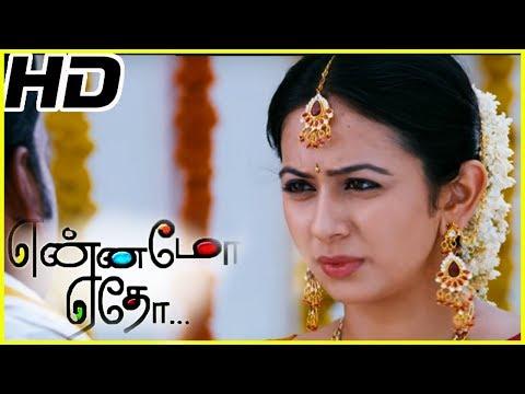 Yennamo Yedho full movie scenes | Gautham Karthik threatens Prabhu | Rakul Preet singh plan to elope