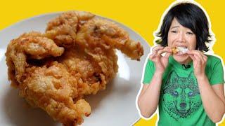 Is Korean FRIED CHICKEN The Best?