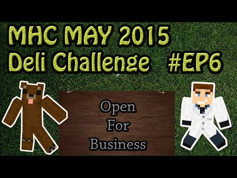 MHC MAY 2015 - EP6 - Horse With No Name!