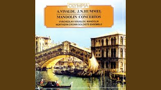 J.N.Hummel: Concerto for Mandolin and Strings (G major) I.Allegro moderato e grazioso
