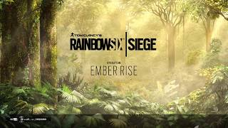Rainbow 6 Siege Operation Ember Rise but the new operators are banned